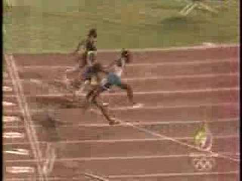Veronica 4th. 2008 Jamaica women 100m Olympic qualifiers