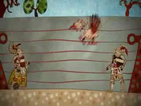 Popol Vuh Creacion Maya completa parte 1 de 2