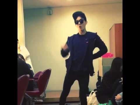 150410 조권 JoKwon IG 다른남자말고너 dance