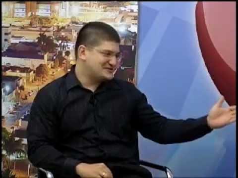 Entrevista Cicero Moraes no Sinop No Ar   Rede Record