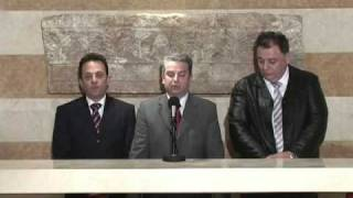 Le parti Hunchak chez Michel Pharaon-19 04 09