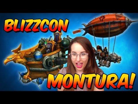 MONTURA BLIZZCON | WORLD OF WARCRAFT ✨