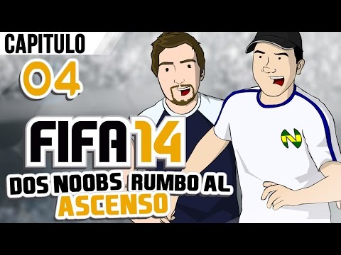 Fifa 14: Dos Noobs Rumbo Al Ascenso Ep 4 vamos A Brazzers video
