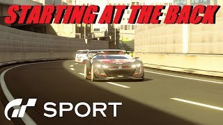 GT Sport Daily Race C Starting From The Back
