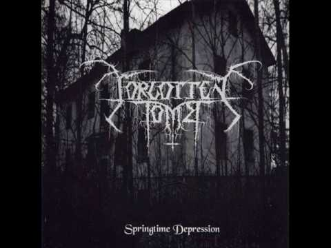 Forgotten Tomb - Sprigtime Depression