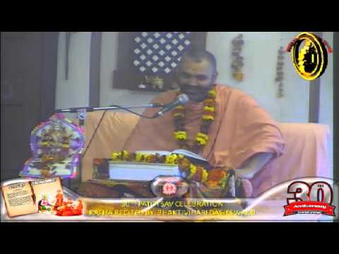 Cardiff Temple 30th Patotsav 2012 - Day 6 - Morning Vachnamrut Katha