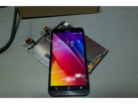 Images Of Asus ZenFone 2 Take Apart Repair Guide - Images Of All