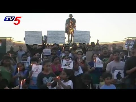 Tamil NRIs Peace Rally in Irving, USA Against Sterlite Copper Plant in Thoothukudi | TV5 News