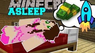 Minecraft: DREAM WORLD! (MILLION DOLLAR WINNERS, SPACE TRAVEL, & FIRE FIGHTING) - Custom Map