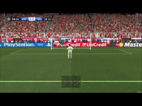 UEFA Champions League | PES 2014 HIGHLIGHTS