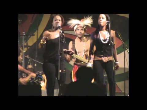 Tabura West Papua (5) Fest 'napuan Music Festival 2010 Port-vila Vanuatu video