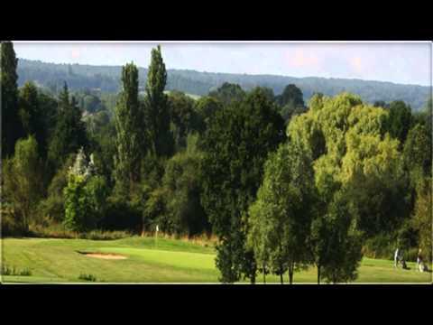 Pachesham golf course Dorking and Reigate Surrey