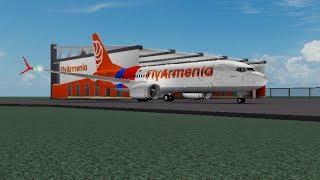 ՖլայԱրմենիա - Երկրախուզէ աշխարհը   FlyArmenia - Explore the world!