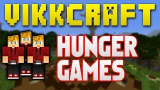 "Minecraft Hunger Games #317 ""CRAFTBATTLEFAMILY!"" with Vikkstar, Mitch, Jerome, Lachlan & Choco"