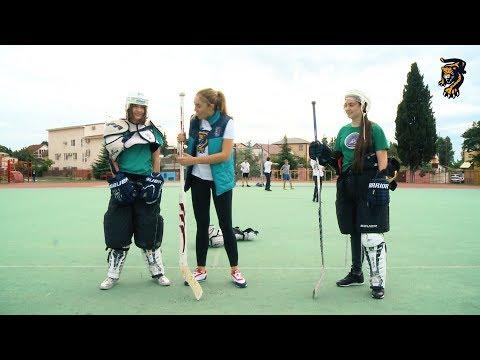 Хоккейная физкультура: школа № 38 (Адлер)