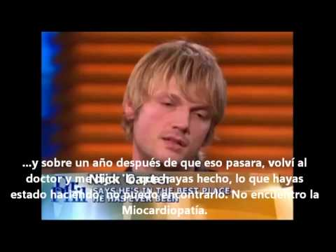 Nick Carter in Dr  Hill 2010 Subtitulado Español