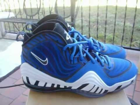 "NIKE AIR PENNY 5 ""MEMPHIS TIGER"" VIDEO REVIEW"