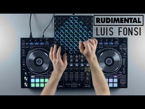 Rudimental, Luis Fonsi - These Days (SOUNTEC Edit)