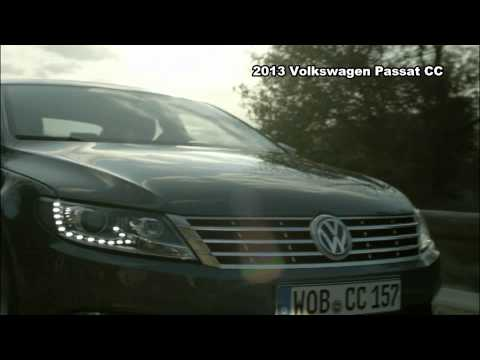 2013 Volkswagen Passat CC - promo, HQ
