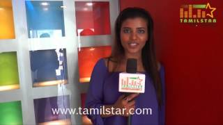 Aishwarya Rajesh At Aarathu Sinam Movie Team Interview
