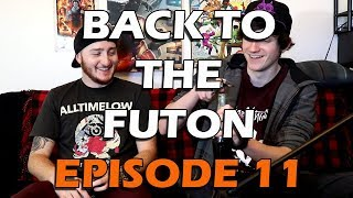 Back to the Futon Episode 11: Smash Bros. Ultimate, Battle Royale, Disappointing Games