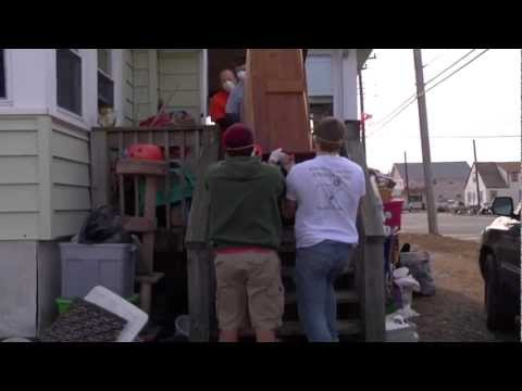 Stafford Volunteers Help Shore Victims Rebuild After Sandy
