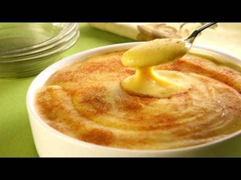 Clique e veja o vídeo Receita Mingau de Milho Verde