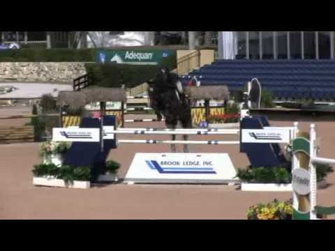 Video of SUPER TROOPER DE NESS ridden by MCLAIN WARD from ShowNet!