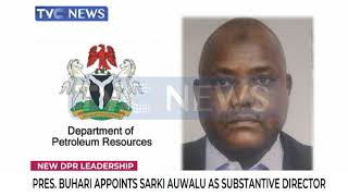 Buhari appoints Sarki Auwalu as substantive DPR Director