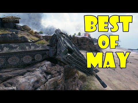 World of Tanks - Epic Fails & Funny Moments! (WoT, Best of May 2018)