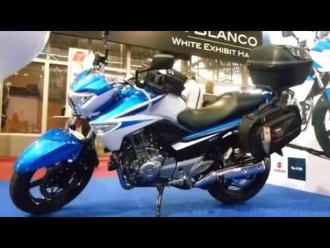 2015 Suzuki Inazuma 250 2015 al 2016 video precio ficha tecnica Caracteristicas Colombia