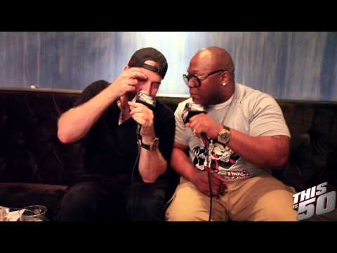 DJ Vlad Talks VladTV; Racism in Hip-Hop; Advice From Busta Rhymes - TI50