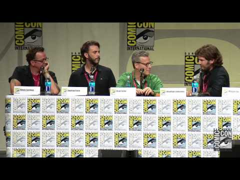 Teenage Mutant Ninja Turtles - San Diego Comic-con 2014 Intros video