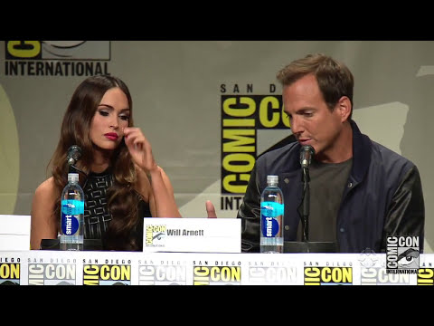 Teenage Mutant Ninja Turtles - San Diego Comic-Con 2014 Intros