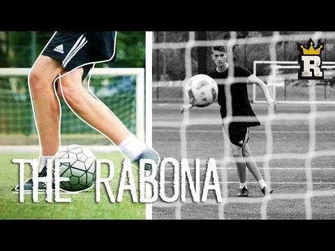 HOW TO DO THE RABONA w/ Kieran Brown | Rule'm Sports
