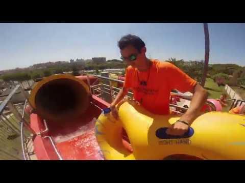 Crazy Cones Aqualand Torremolinos