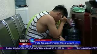 Polisi Tangkap Pemeran Video Mesum Sesama Jenis - NET24