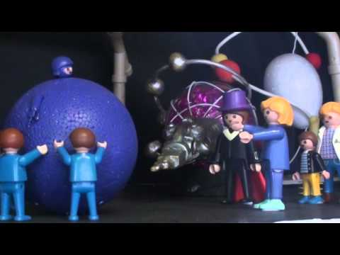 Charlie And The Chocolate Factory (playmobil Expo Barcelona) video