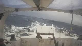 J67 : Sébastien Destremau dans la tempête / Vendée Globe