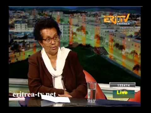 Eritrean Interview about Knowledge with Doctor Senait Bahta