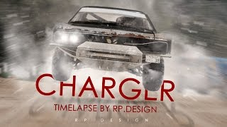 1969 Dodge Charger R/T TimeLapse by RP.DESIGN