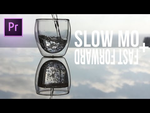 Combine Slow Motion. Fast Forward. and Normal Speed Effects! (Adobe Premiere Pro CC 2017 Tutorial)