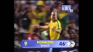 World Cup 1998 Brazil Vs Holland