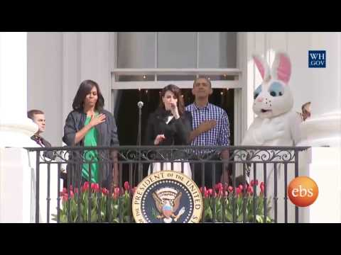 What's New - The White House Easter Egg Roll Party