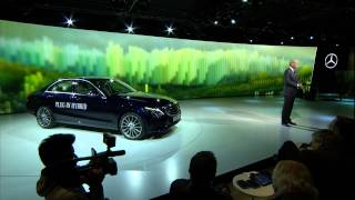NAIAS 2015 The Mercedes-Benz New Years Reception