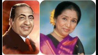 Bade Khubsurat Bade Woh Haseen Hain Mohammed Rafi Asha Bhonsle Jashan (1955) Roshan Lal
