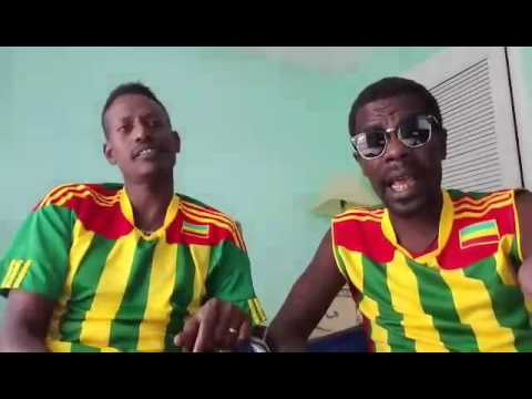 Comedian Tariku 80 And Bini Dana Message For Ethiopian People