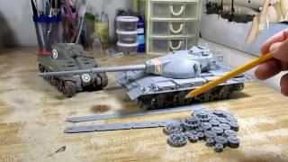 Building Dragon Conqueror Tank. From Start to Finish.