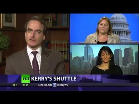 """Angry, Racist, Palestinian/Muslim Woman """"Loses It"""" on Debate Show Crosstalk"""