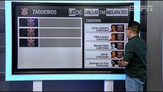 O melhor Corinthians da história: a seleção feita pelos comentaristas com ajuda do Dr. Joaquim Grava